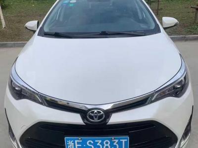 2017年8月 丰田 雷凌 185T CVT豪华版图片