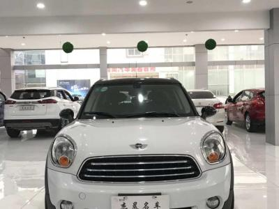 MINI COUNTRYMAN  2011款 1.6L COOPER Fun图片