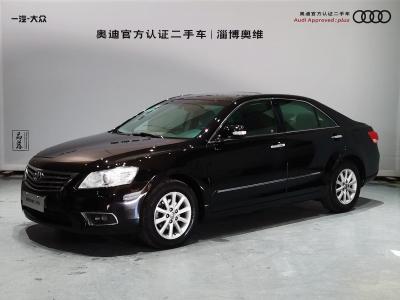 丰田 凯美瑞  2010款 240G 豪华版图片
