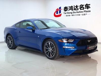 福特 Mustang 2.3T 自动标准型