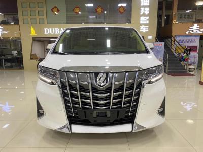 2018年12月 丰田 埃尔法(进口) 改款 3.5L 尊贵版图片