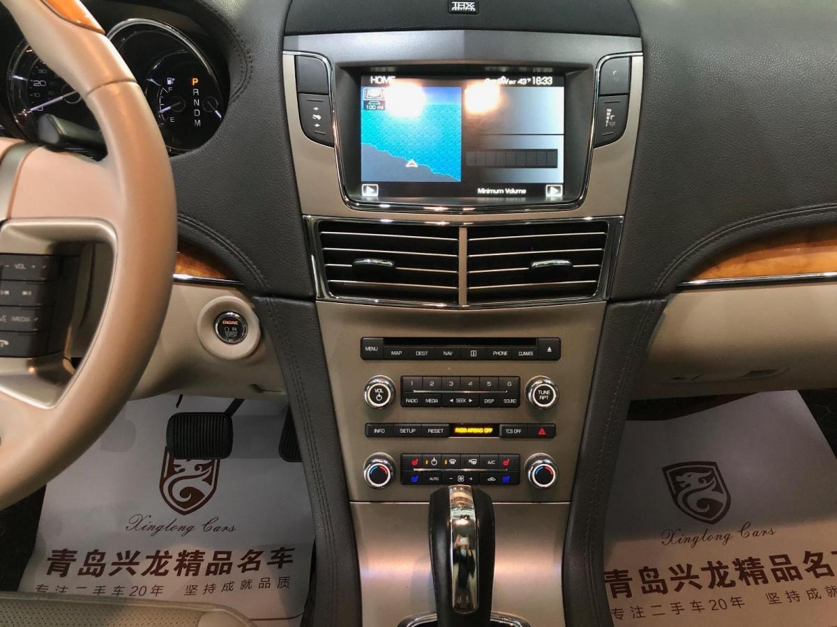 林肯 MKT  2010款 3.5T EcoBoost AWD图片