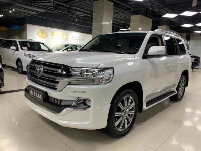 丰田 兰德酷路泽  2018款 5.7L VX-R 12气 底升(中东版)