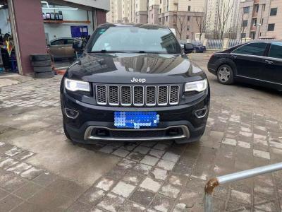 2014年3月 Jeep 大切诺基(进口) 3.0L 舒享导航版图片