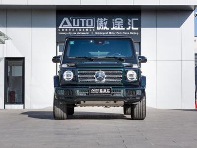 2019年8月 奔驰 奔驰G级(进口) G 500图片