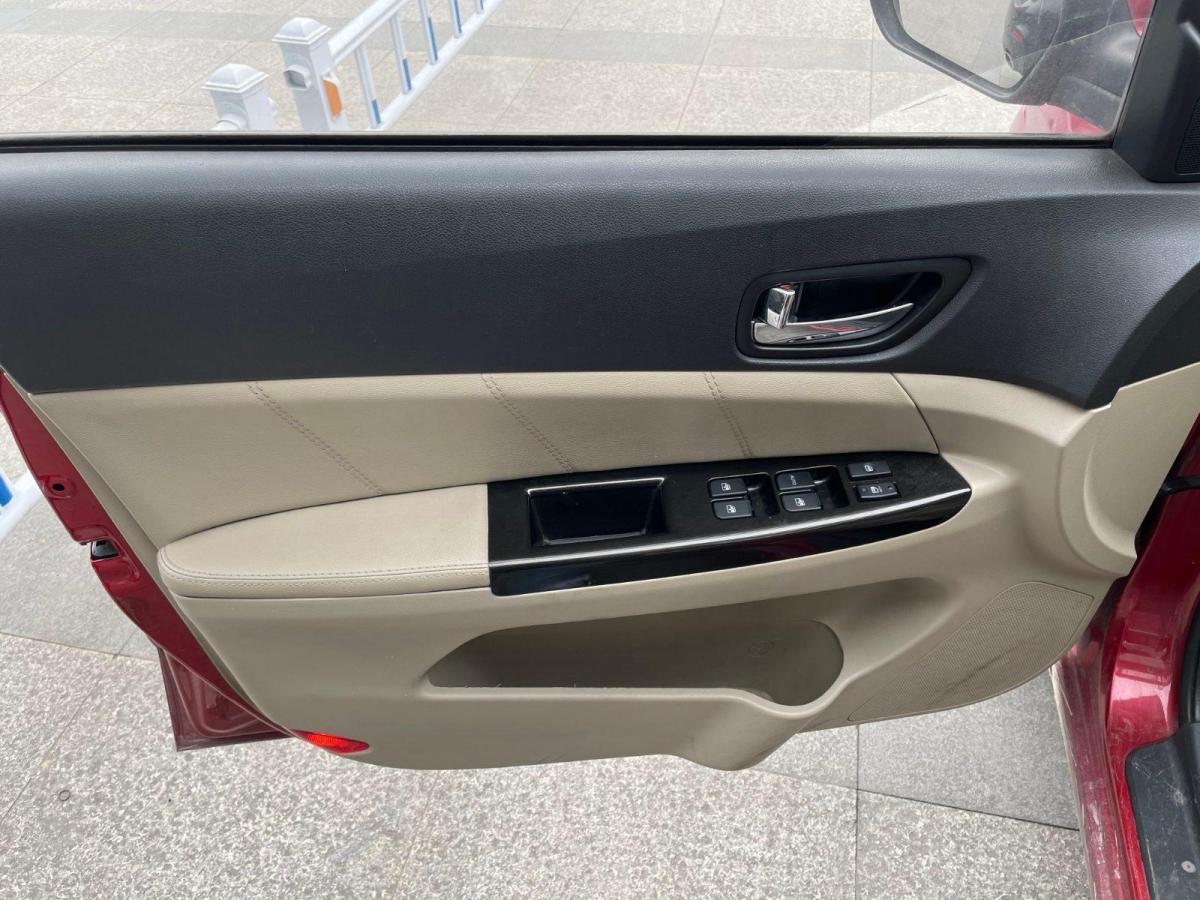 长安 逸动  2013款 1.6L 自动精英型 国IV图片