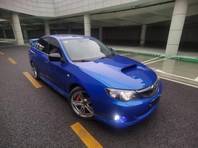 斯巴鲁 翼豹  2011款 2.5T WRX STi三厢