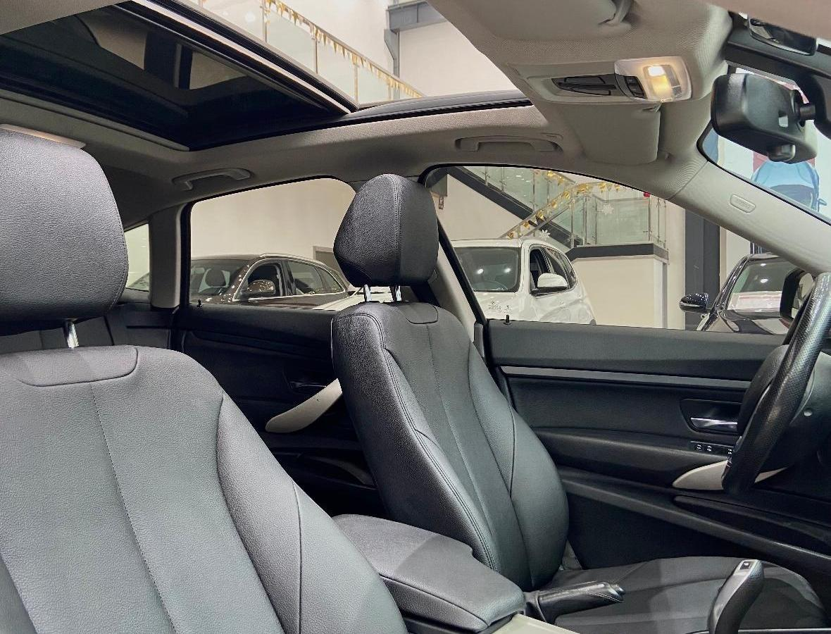 宝马 宝马3系GT  2016款 320i 时尚型图片