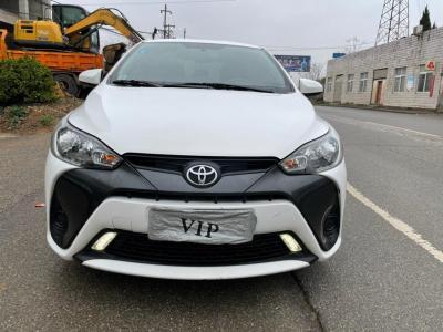 2017年6月 丰田 YARiS L 致炫 1.5E CVT劲速升级版图片