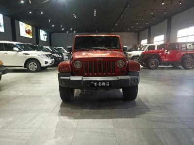 Jeep 牧马人  2014款 3.0L Sahara 四门版