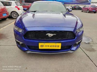 2016年3月 福特 Mustang(进口) 2.3T 运动版图片