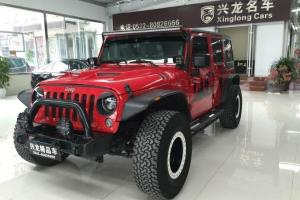 Jeep 牧马人 3.6 Sahara