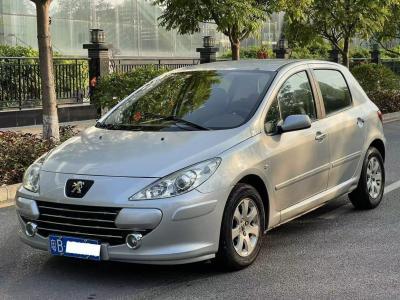 标致 307  2010款 两厢 1.6L 自动舒适版
