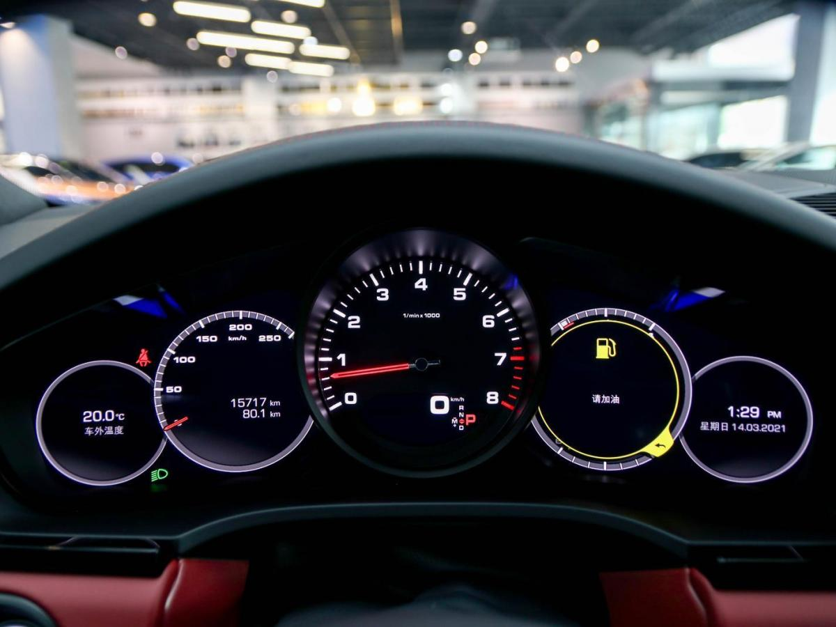 保时捷 Cayenne  2019款 Cayenne 3.0T图片
