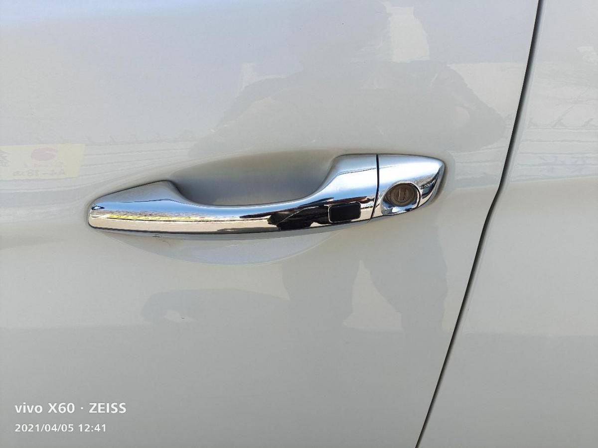 現代 格越  2013款 2.2T 7座四驅豪華版圖片