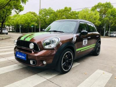 2014年6月 MINI COUNTRYMAN  1.6T COOPER S ALL4图片
