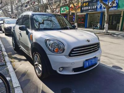MINI JCW COUNTRYMAN  2013款 1.6T JOHN COOPER WORKS ALL4图片
