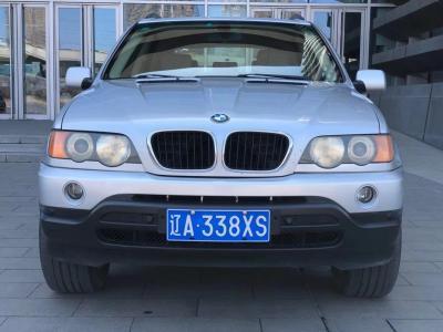 2003年12月 宝马 宝马X5(进口) 3.0L图片