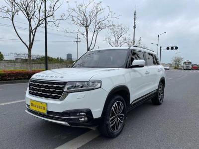 北汽昌河 Q7  2018款 1.5T CVT精英型