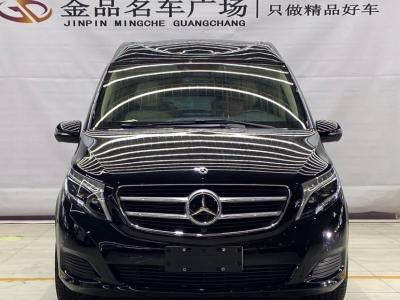 2019年2月 奔驰V260L高顶豪华定制版图片