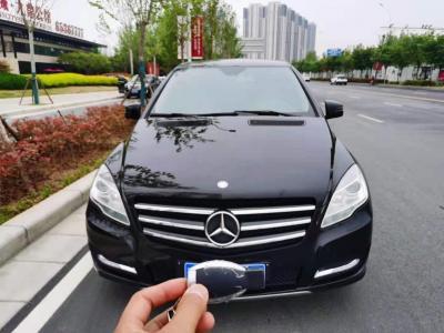 2011年6月 奔驰 奔驰R级(进口) R 300 L 商务型图片