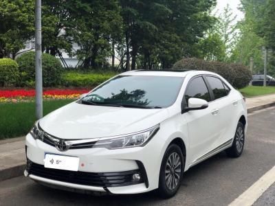 豐田 卡羅拉  2017款 1.2T CVT GL-i圖片