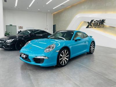 保時捷 911  2012款 Carrera 3.4L圖片