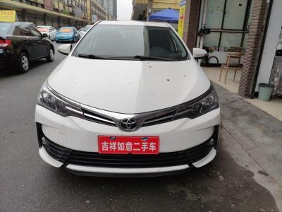 2019年8月 丰田 卡罗拉 1.2T S-CVT GL-i智辉版图片