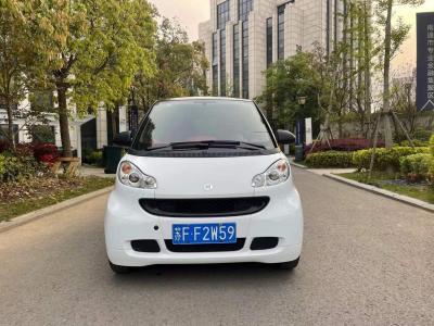 smart fortwo  2012款 1.0 MHD 硬頂標準版