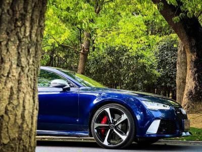 奧迪 奧迪RS 7  2014款 RS 7 4.0T Sportback圖片