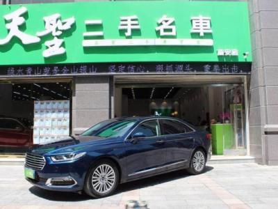 福特 金牛座  EcoBoost 245 豪华型