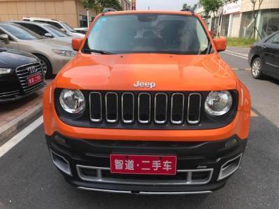 Jeep 自由侠  1.4T DCT劲能版图片