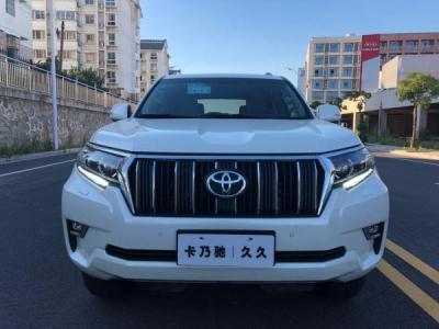 丰田 普拉多  3.5L TX-L