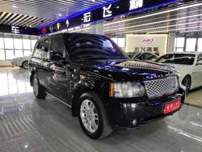 路虎 揽胜行政版  2011款 5.0L NA汽油型