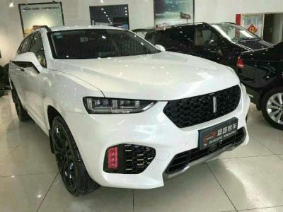 WEY VV7  2017款 VV7S 2.0T DCT旗艦型