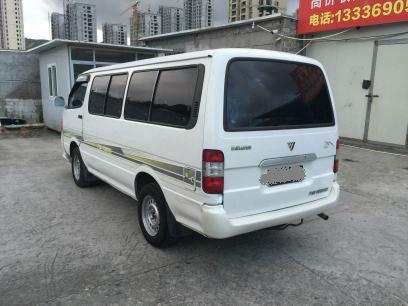 【温州】2011年3月 福田 风景 小型蓝牌6座位.带导航.c1证可以开.