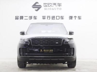 2018款 路虎 攬勝 3.0T 汽油 SHE (中東版)圖片