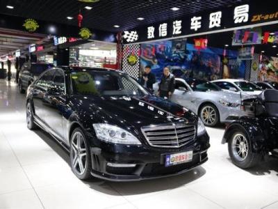 奔驰S级 AMG&nbspS65L AMG 6.0T Grand Edition