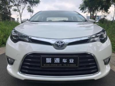 丰田 雷凌  1.2T V CVT豪华版图片