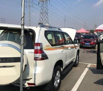 2014年12月丰田普拉多2.7L 豪华版图片
