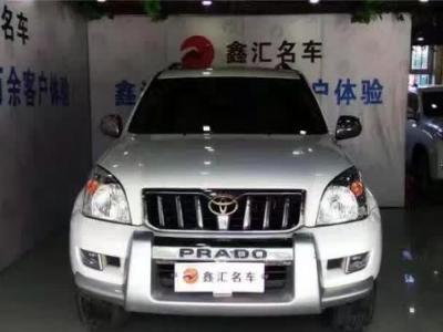 丰田 普拉多  2007款 4.0 VX图片