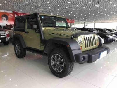 2013年8月 Jeep 牧马人 3.6L 两门图片