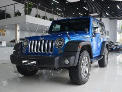 Jeep 牧马人  3.6 龙腾典藏版图片
