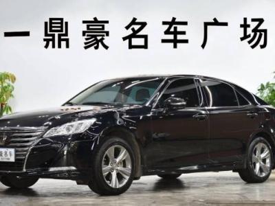 丰田 皇冠  2.5 智享版图片