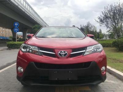 2015年1月 丰田 RAV4 荣放 2.0L CVT四驱新锐版图片