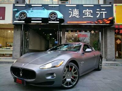 玛莎拉蒂 GT  S 4.7 Automatic图片