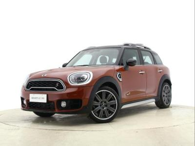 2017年5月 MINI Countryman S 2.0T 旅行家图片