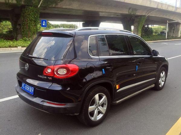 大众 途观  2012款 1.8T 两驱菁英版图片