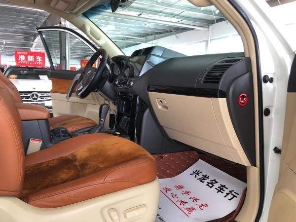 2017年12月丰田普拉多(进口)3.0T柴油 中东版图片