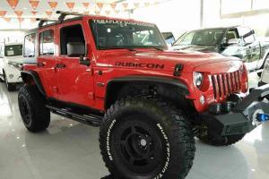 Jeep 牧马人  3.6 四门 Rubicon